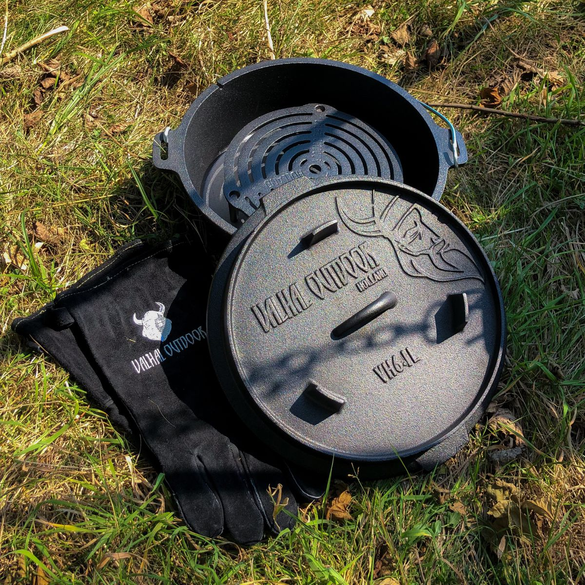 vh61l dutch oven 61l without feet