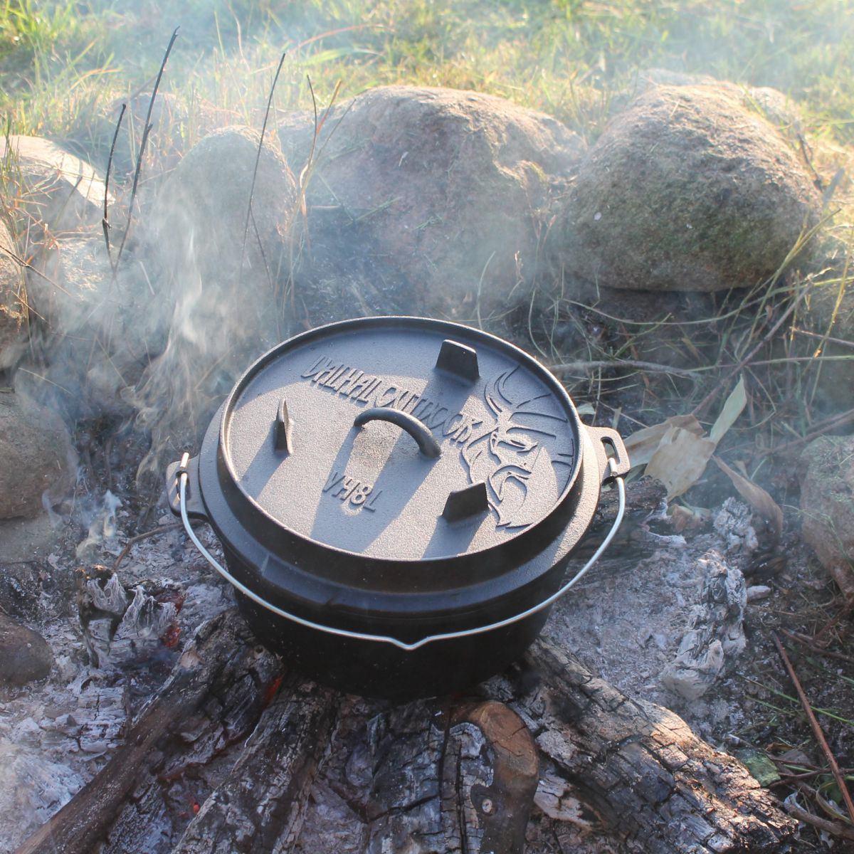 vh8l dutch oven 8l without feet