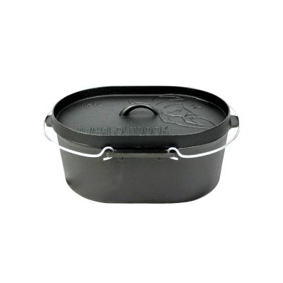 VH9L - Dutch Oven 9L, without feet